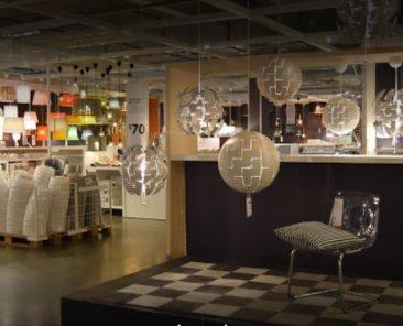 IKEA SOUTHAMPTON LIGHTING DEPARTMENT