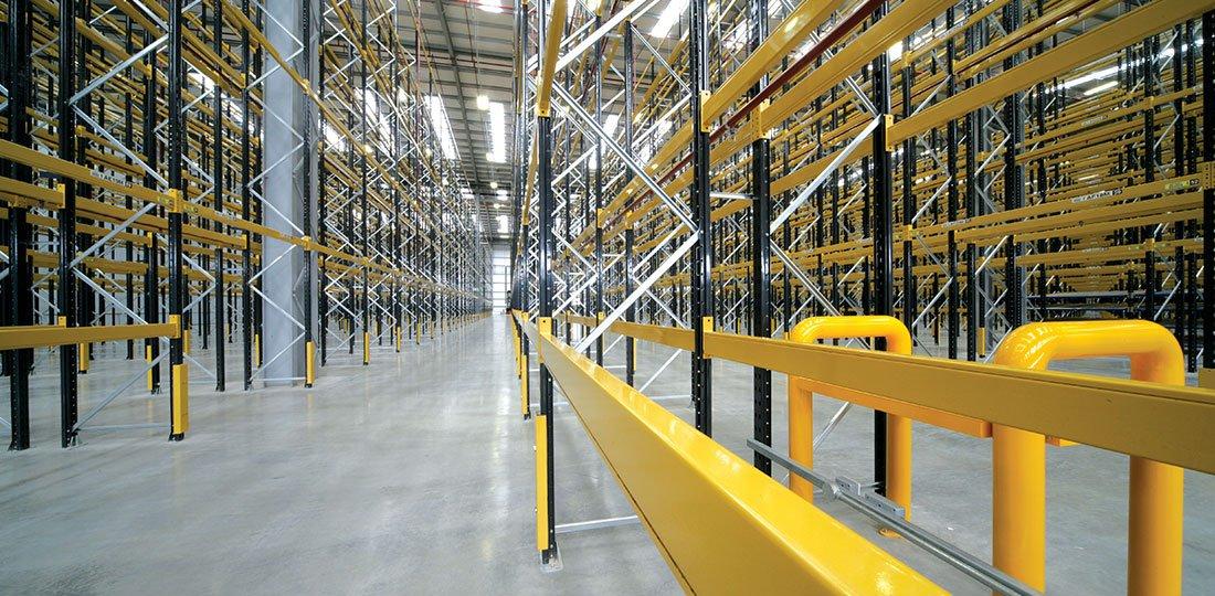 Tesco distribution Centre 1